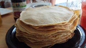 Sprouted Crepes